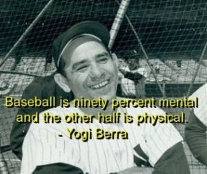 Yogi Berra Baseball is